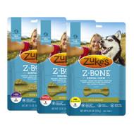 Zukes Z-Bone Apple Dental Chews