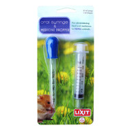 Lixit Small Animal Medicine Dropper and Oral Syringe Kit