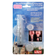 Lixit Medicine Saver Syringe Adapter Set