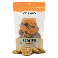 Icelandic+ Redfish Skin Rolls 3oz