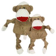 HuggleHounds Sock Monkey Knotties