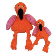HuggleHounds Flamingo Knotties