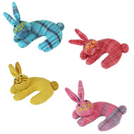 Goli Design Curly Bunnies Catnip Toys