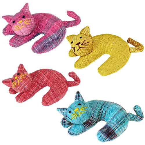 Goli Design Curly Kitty Catnip Toys