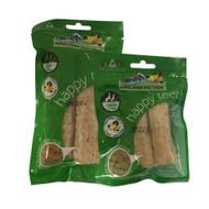 Himalayan Dog Chew Happy Teeth Cheese Chew 2-Pack