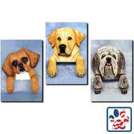 Michael Park Dog Breed Door Topper