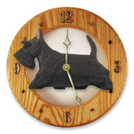 Wall Clocks in Light Oak by Michael Park