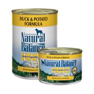 Natural Balance LID Duck and Potato