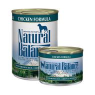 Natural Balance Ultra Premium Chicken Formula