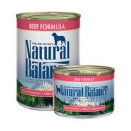 Natural Balance Ultra Premium Beef Dog Food