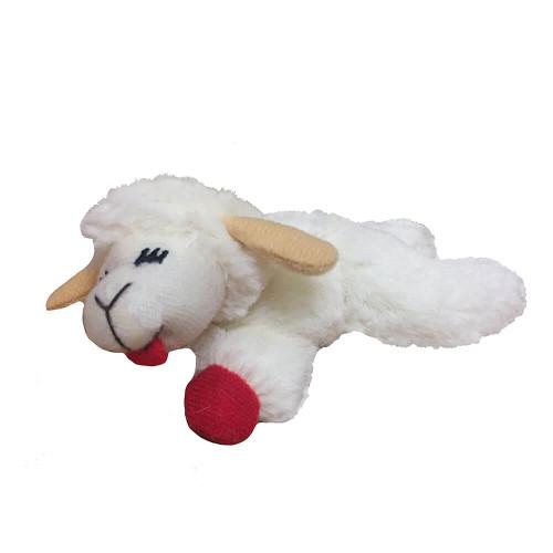 Multipet Lamb Chop Catnip Toy