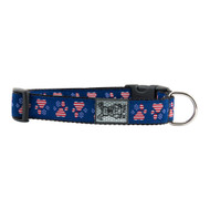 RC Collars Patriotic Paws