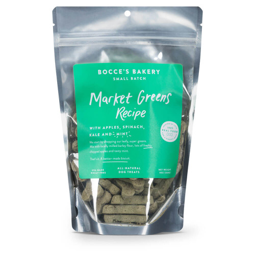 Bocce's Bakery Market Greens Dog Treats