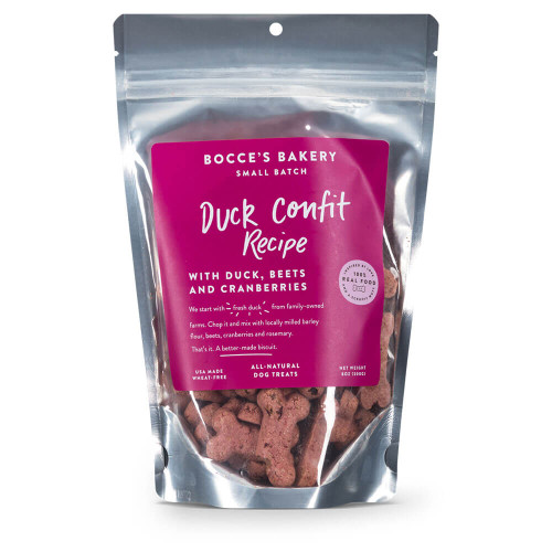 Bocce's Bakery Duck Confit Dog Treats