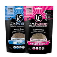 Vital Essentials Toppers for Dogs and Cats