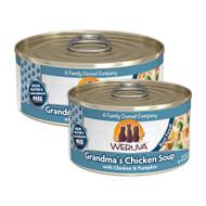 Weruva Grandmas Chicken Soup Cat Food
