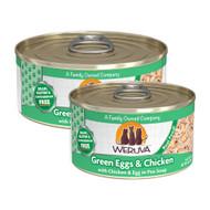 Weruva Green Eggs and Chicken Cat Food