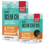 The Honest Kitchen Beams Ocean Chews Cod Skins