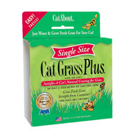 Cat About Cat Grass Plus Single Serve
