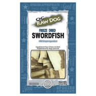 OC Raw Freeze Dried Swordfish Treat