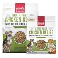 Honest Kitchen Whole Food Clusters GF Chicken