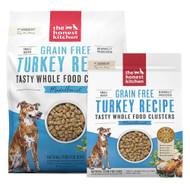 Honest Kitchen Whole Food Clusters GF Turkey