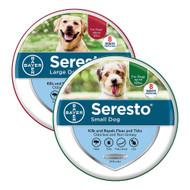 Seresto Flea and Tick Collar for Dogs