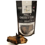Mika & Sammy's Philly Beef Cheesesteak Jerky