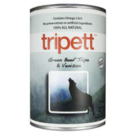 Tripett Green Beef Tripe and Venison 13oz