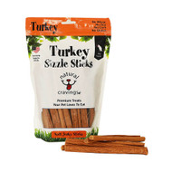 Natural Cravings Sizzle Sticks Turkey