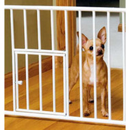 Carlson Mini Pet Gate with 6in Extension