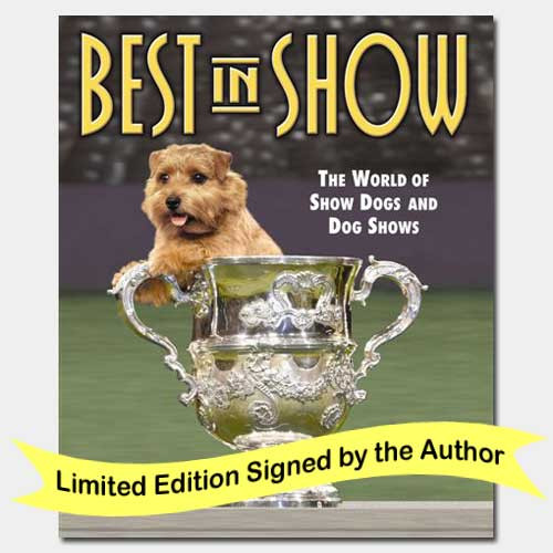 SDISC Best in Show by Bo Bengtson Limited Edition Signed by the Author