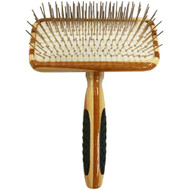 BASS Slicker Style Pin Brush - Medium