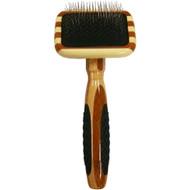 BASS Slicker Style Brush -  Wire Pin - Mini