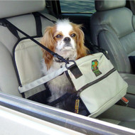 Outward Hound Adjustable Booster Seat