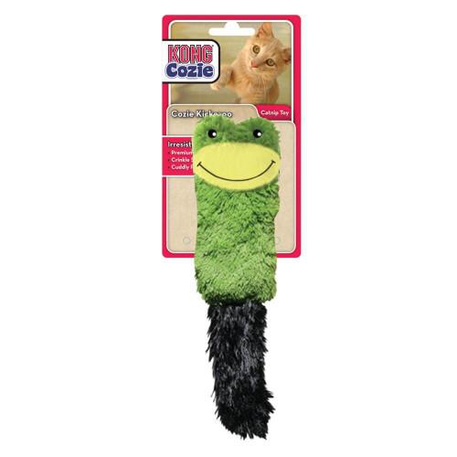 KONG Cozie Kickaroo Cat Toys