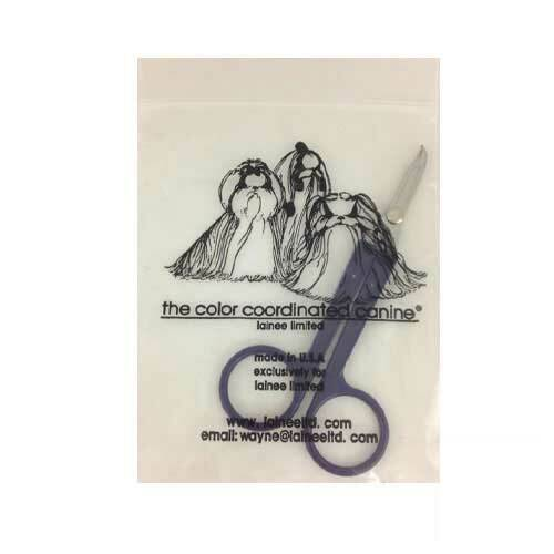 Lainee Limited Band Scissors Purple