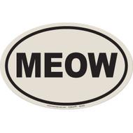 European Style Meow Cat Magnet