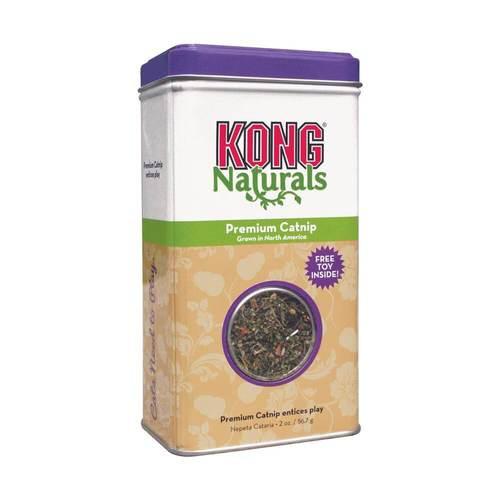 KONG Cat Naturals Premium Cat Nip 2 oz.