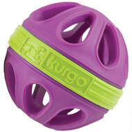 Kurgo Wapple Ball Just Violet