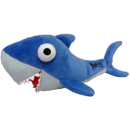 Lulubelles Happy Shark Dog Toy