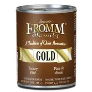 Fromm Gold Turkey Pate 12.2 can