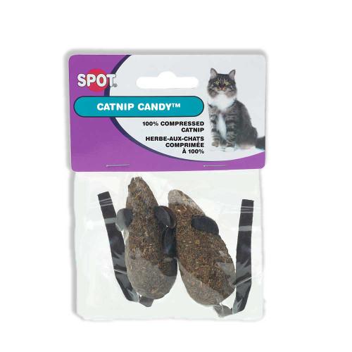 SPOT Catnip Mice Cat Toy