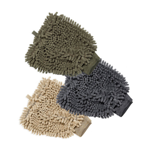 SPOT Clean Paws Drying Mitt Assorted colors
