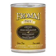 Fromm Pate Grain Free Chicken and Sweet Potato Canned Dog Food