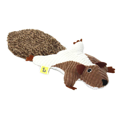 BeOneBreed Squirrel Plush Cat Toy