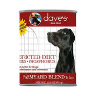 Daves Restricted Diet Dog Food Chicken Dinner