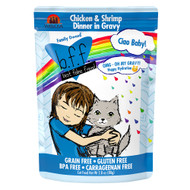 BFF OMG Chicken and Shrimp Ciao Baby Recipe Pouch 12 pack