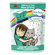 BFF OMG Chicken and Tuna Seeya Sooner Recipe Pouch 12 Pack