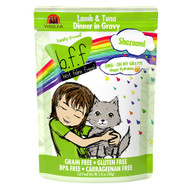 BFF OMG Lamb and Tuna Shazaam Recipe Pouch 12 Pack